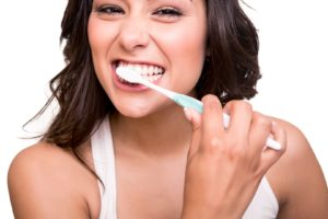 Errores en la higiene oral cepillado