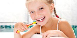 Salud dientes infantil