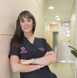 Doctora Marta Rodríguez