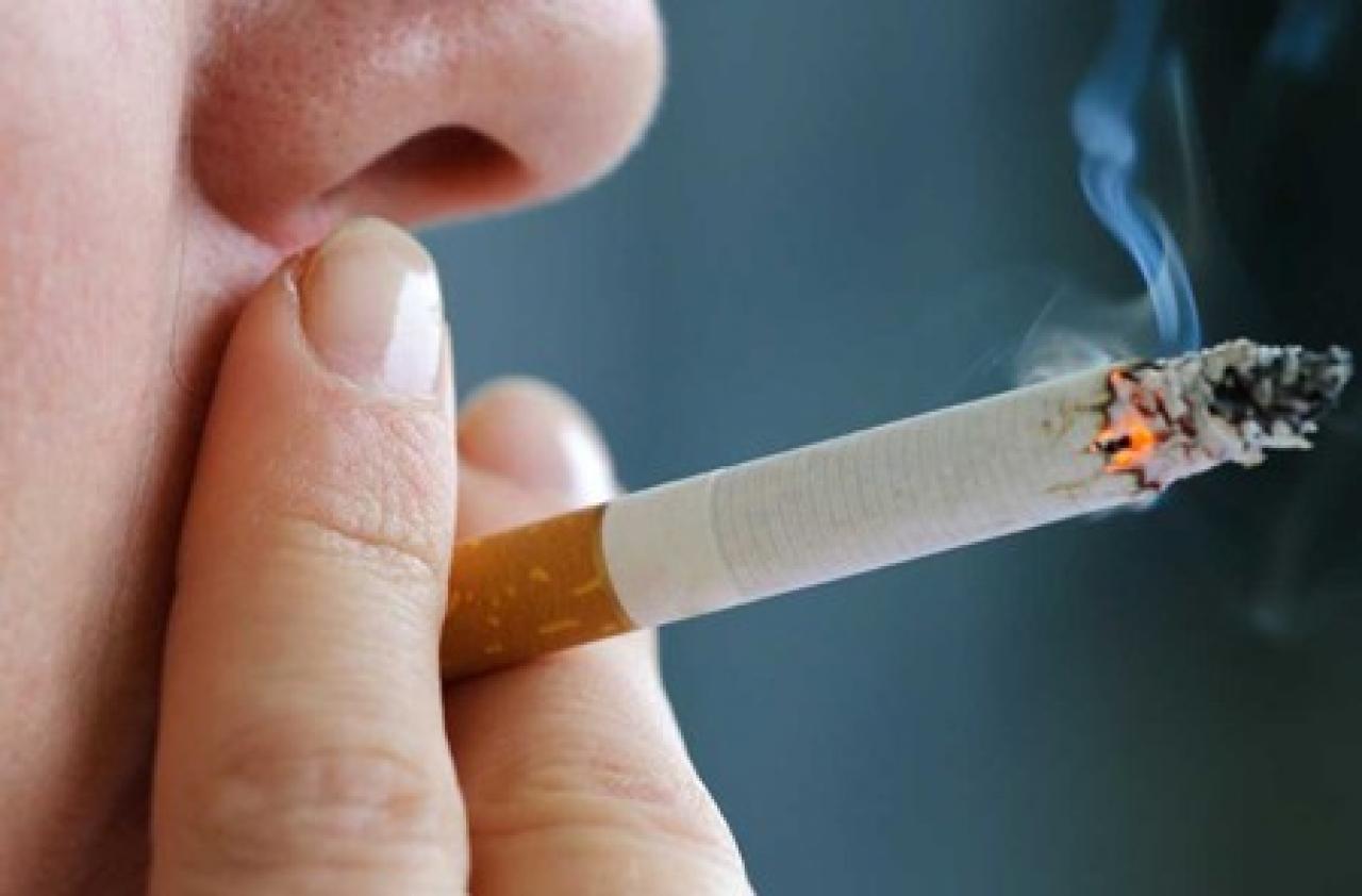 halitosis tabaco
